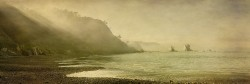 Cuadro panorámico Playa del Silencio, Asturias nº02