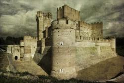 Cuadro Castillo de Medina del Campo, Valladolid nº01