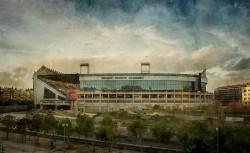 Cuadro Estadio Vicente Calderón en Madrid nº03