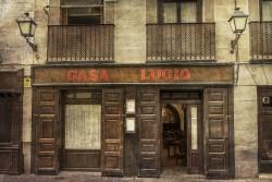 Cuadro restaurante Casa Lucio Madrid nº01