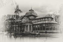 Cuadro del Palacio de Cristal del Retiro de Madrid nº10