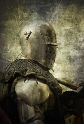 Cuadro torneo combate medieval de Pedraza, Segovia nº01