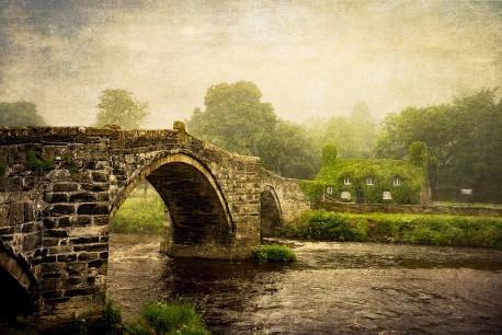 Cuadro Llanrwst, Gales nº01