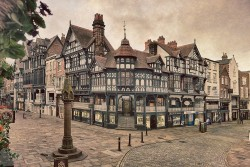 Cuadro Chester, Gales nº01