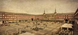 Cuadro Plaza Mayor de Madrid nº03