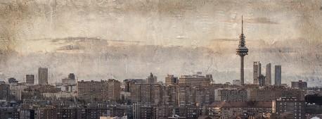 Imagen panorámica de Madrid nº10