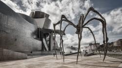 Fotografía panorámica del Museo Guggenheim, Bilbao nº06