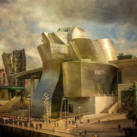 Cuadro del Museo Guggenheim, Bilbao nº09