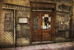 Cuadro Restaurante Malacatín Madrid nº01