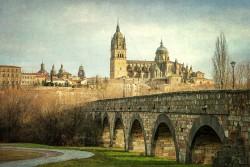 Cuadro horizontal de Salamanca nº01