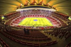 Cuadro Estadio Wanda Metropolitano en Madrid nº02