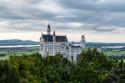 Cuadro horizontal Castillo de Neuschwanstein, Baviera nº01