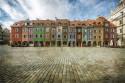 Cuadro horizontal Plaza Mayor de Poznan, Polonia nº01