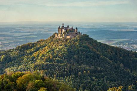 Cuadro horizontal Castillo de Hohenzollern, Hechingen nº01