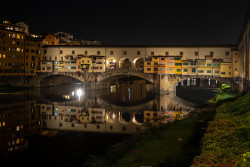 Cuadro horizontal Ponte Vecchio de Florencia, Italia nº02