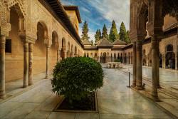 Cuadro horizontal de la Alhambra de Granada nº08
