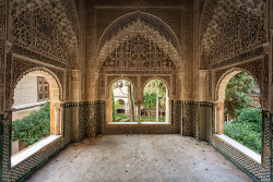 Cuadro horizontal de la Alhambra de Granada nº10