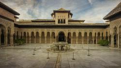 Cuadro panorámico de la Alhambra de Granada nº11