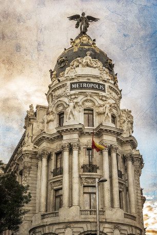 Imagen Edificio Metropolis de Madrid nº02