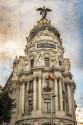 Cuadro Edificio Metropolis de Madrid nº02
