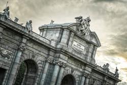 Imagen de la Puerta de Alcalá de Madrid nº05
