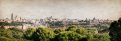 Imagen panorámica de Madrid nº03