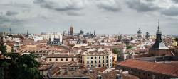 Imagen panorámica de Madrid nº04