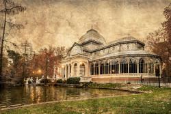 Imagen del Palacio de Cristal del Retiro de Madrid nº06