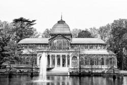 Imagen del Palacio de Cristal del Retiro de Madrid nº07