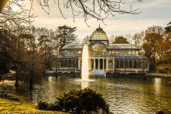 Imagen del Palacio de Cristal del Retiro de Madrid nº04