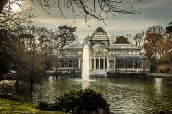 Imagen del Palacio de Cristal del Retiro de Madrid nº03