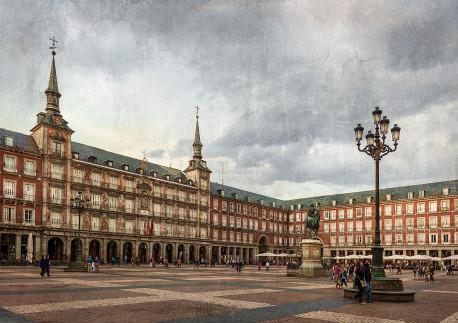 Imagen Plaza Mayor de Madrid nº01