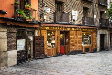 Imagen restaurante Casa Botín Madrid nº01