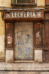 Imagen rotulo Lecheria Madrid nº01