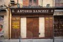 Cuadro de la taberna Sánchez Madrid nº01