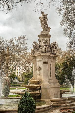 Imagen fuente de Apolo de Madrid nº01