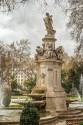 Cuadro fuente de Apolo de Madrid nº01