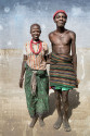 Cuadro retratos Etiopia nº03