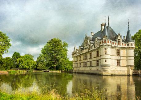Imagen Castillo de L'islette en Azay le Rideau Francia nº01