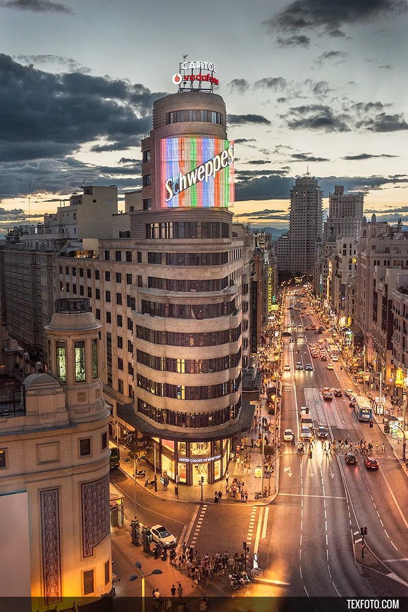 Cuadro Edificio Carrión (Schwepps) Madrid nº11