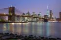 Cuadro Puente de Brooklyn en Nueva York nº01