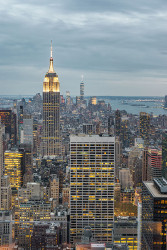 Imagen Nueva York (desde Rockefeller Center) nº01