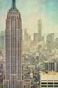 Cuadro Nueva York (desde Rockefeller Center) nº02