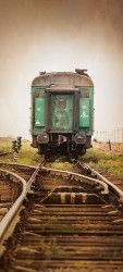 Imagen de Tren en Atyrau, Kazajistán nº01