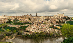 Fotografía panorámica de Toledo nº01