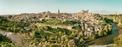 Fotografía panorámica de Toledo nº02