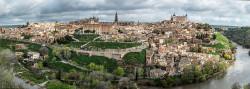 Fotografía panorámica de Toledo nº04