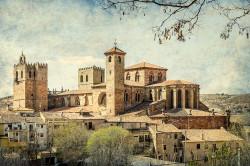 Fotografía horizontal de la Catedral de Santa María de Sigüenza, Guadalajara nº01