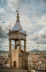Fotografía vertical de la Iglesia Parroquial de San Martín de Trujillo, Cáceres nº01
