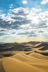 Fotografía vertical Dunas de Sevrei, Mongolia nº01